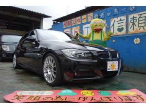 BMW 3シリーズ 323i MスポーツLTD-EDエモーション 赤ダコタレザー 320si用18インチAW