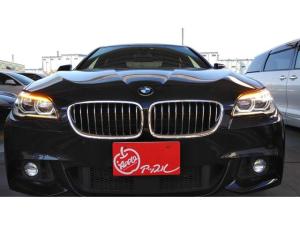 BMW 5シリーズ 523iMスポーツハイラインP黒革ACCインテリジェントS