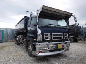 いすゞ ギガ ベースグレード 粉粒体運搬車 積載13トン 速度抑制装置付