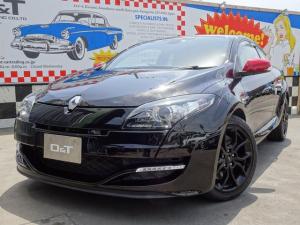 ルノー メガーヌ ルノー スポール RS 6MT ワンオーナー 新品ナビTV レカロシート ブレンボキャリパー ドライブレコーダー Bluetooth HID ETC キーレス 記録簿 タイヤ4本新品!
