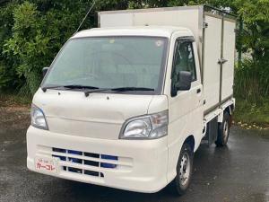 ダイハツ ハイゼットトラック エアコン・パワステ スペシャル 加温・冷蔵冷凍車 -5℃設定