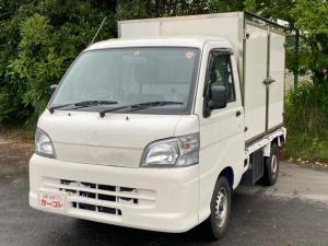 ダイハツ ハイゼットトラック エアコン・パワステ スペシャル 加温・冷蔵冷凍車 タイベル交換済 -5℃設定
