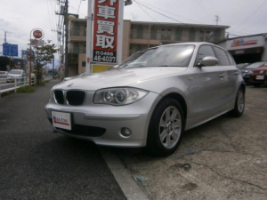 iBMW BMW 118iHDDナビ純正HIDライト禁煙車