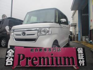 ホンダ N-BOX G・Lホンダセンシング ナビTV パワースライド ETC