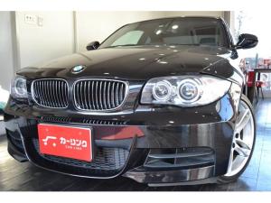 BMW 1シリーズ 135i サンルーフ 禁煙車 HDDナビ ETC パワーシート シートヒーター レザーシート