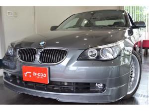 BMWアルピナ B5 スーパーチャージ 右ハンドル 地デジ サンルーフ 禁煙車 記録簿 HDDナビ バックカメラ ETC