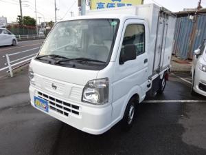 日産 NT100クリッパートラック  冷蔵冷凍車-22℃ エアコン パワステ サイドドア