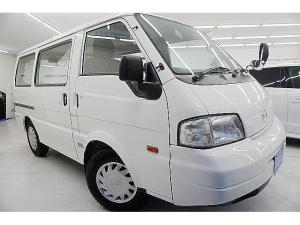 マツダ ボンゴバン DX 登録済未使用車 新車保証 5ドア両スライドドア 5AT