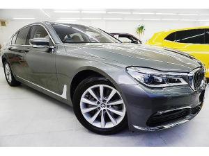 BMW 7シリーズ 740d xDrive エクゼクティブ 4WD/茶革電動シート&全席ヒーター&クール&マッサージ/サンルーフ/360カメラ&ナビ/リモート&自動駐車/ハーマンカードン/ACC&前後軽減&車線横警告/レーザーライト/電動トランク/BMW車検済