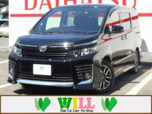 トヨタ ヴォクシー ZS/両側電動/純正ナビ/ETC/LEDライト/1年保証付