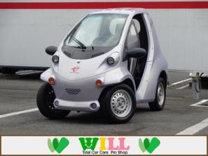 日本その他 日本  P-COM/超小型1人乗り電気自動車/充電コード有り