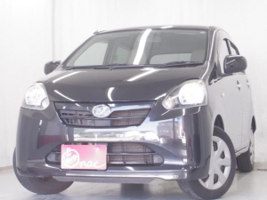 ダイハツ ミライース X 当店買取車キーレスエコアイドルCD再生AUX接続1年保証