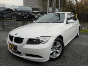 BMW 3シリーズ 323i 社外ナビTV ミラーETC アルミ