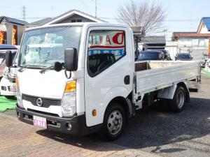 日産 アトラストラック フルスーパーローDX /フロア5速マニュアル/シングルキャブ/1.5t/フルスーパーロー/ダブルタイヤ/