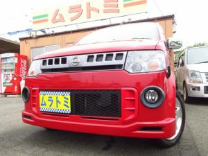 日産 オッティ RX ターボ車 パワースライドドア ETC HIDライト