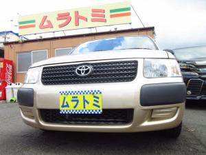 トヨタ サクシードバン U 5速マニュアル車 AUX対応CDオーディオ