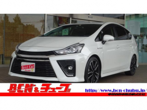 トヨタ プリウスアルファ Sツーリングセレクション・G's ナビ オートライト ETC