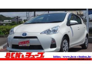 トヨタ アクア G ナビ ETC オートライト 禁煙車