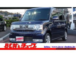 トヨタ ピクシススペース カスタム X ナビ Bluetooth対応 バックカメラ HID フォグ キーフリー オートエアコン 禁煙車