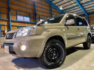 日産 エクストレイル S 4WD 走行34800キロ ワンオーナー 5速マニュアル