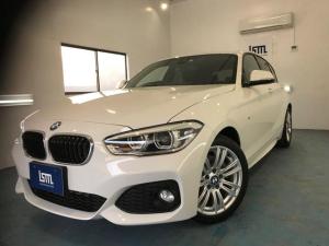 BMW 1シリーズ 118i Mスポーツ LEDヘッドライト クルーズコントロール