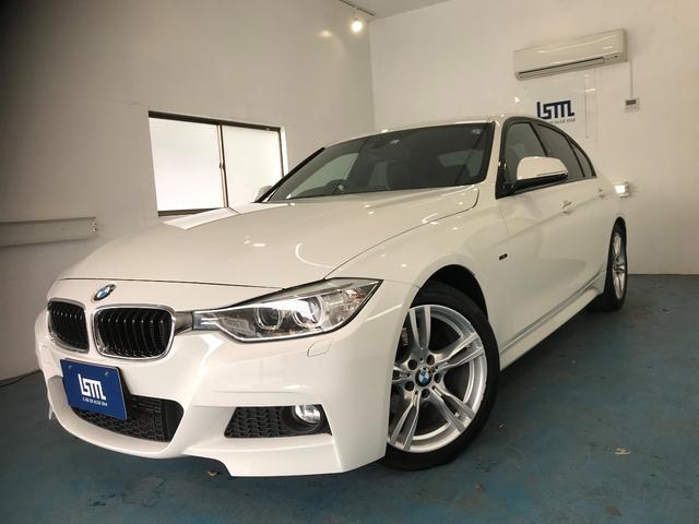 BMW 320i Msports  レザーシート シートヒーター レーダー付き