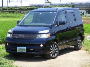 トヨタ ヴォクシー トランス-X 4WD サンルーフ リアヒーター&クーラー HID 15インチアルミ キーレス