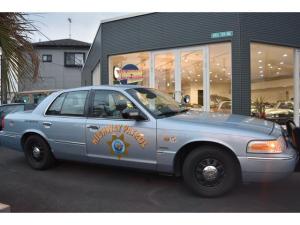 フォード クラウンヴィクトリア ディーラー車 USポリスカー仕様 9インチナビ バックカメラ