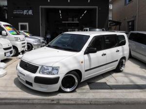 トヨタ サクシードワゴン 新品車高調新品深リムアルミ新品国産タイヤワンオ-ナ-
