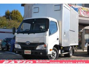 トヨタ トヨエース  アルミバン 積載2t オートマ ディーゼル車 ETC バックカメラ Wエアバック ABS