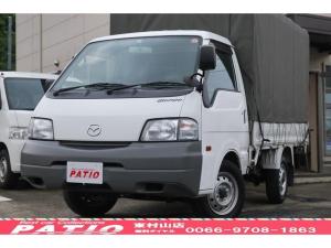 マツダ ボンゴトラック DX 幌車 ナビ ETC エアバック 記録簿