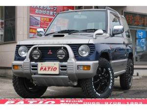三菱 パジェロミニ アニバーサリーリミテッド-V 4WD ターボ エアバック 純正アルミ