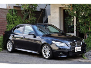 BMW 5シリーズ 525i Mスポーツパッケージ 後期LCI