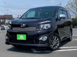 トヨタ ヴォクシー ZS 4WD ・両側電スラ・ナビ・地デジ・Bluetooth