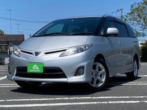 トヨタ エスティマ アエラス サイドアップリフトシート・HDDナビ・地デジ