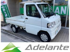 三菱 ミニキャブトラック Vタイプ エアコン パワステ 5速マニュアル 1年保証付