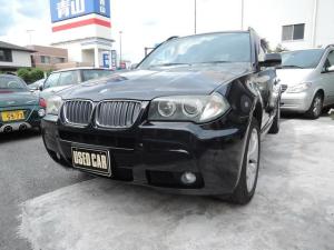 BMW X3 2.5si MスポーツパッケージII