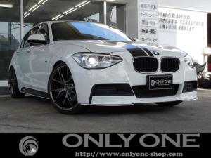 BMW 1シリーズ 120i Mスポーツ Mパフォーマンスフルエアロ 外19in