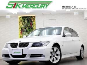 BMW 3シリーズ 335i黒革 純正HDDナビ ETC コンフォートアクセス