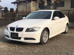 BMW 3シリーズ 320i ナビ AW AT ホワイト 5名乗り オーディオ付