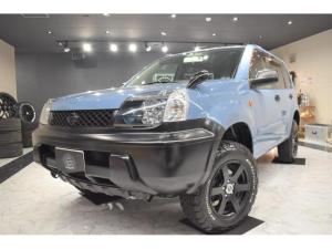 日産 エクストレイル Xt New全塗装 マッドブラックバンパー 新品リフトアップ 新品16インチアルミ&タイヤ  4WD マッドブラックグリル スモークテール マッドブラックヘッドライト キャンピングカー マッドブラックミラー