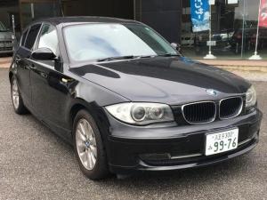 BMW 1シリーズ 116i プッシュスタート スマートキー AW HID フォグ ETC
