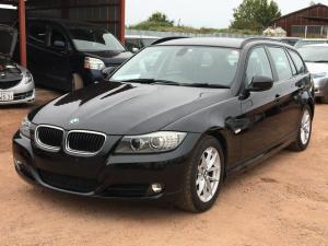 BMW 3シリーズ 320iツーリング プッシュスタート ETC
