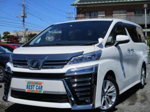 トヨタ ヴェルファイア 2.5Z 純正ナビTV Bカメラ 電動ドア セーフティセンス