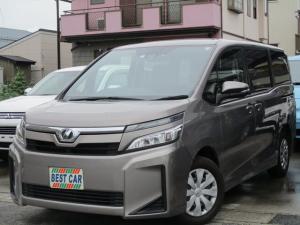 トヨタ ヴォクシー X ナビTV Bカメラ 電動ドア ドラレコ LEDライト