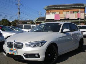 BMW 1シリーズ 118d ファッショニスタ 本革シート 純正ナビ ドラレコ バックカメラ ETC スマートキー プッシュスタート シートヒーター パワーシート LEDライト ディーゼルターボ