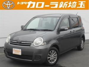 トヨタ シエンタ Xリミテッド HDDナビ ワンセグTV 3列シート ABS