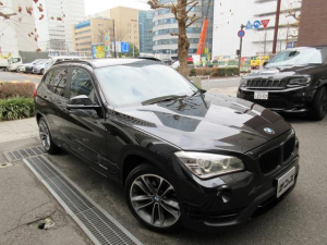 BMW X1 sDrive 20i スポーツ 正規ディーラー下取車 禁煙車