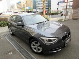 BMW 1シリーズ 116i スポーツ 正規ディーラー下取車 1オーナー 禁煙車
