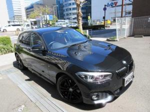 BMW 1シリーズ 118i Mスポーツ エディションシャドー ディーラー下取車